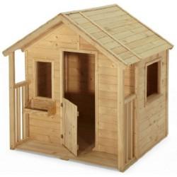 Fa gyermek játszóház (FJ-6) Fa gyermek játszóházak