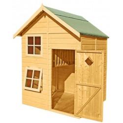 Fa gyermek játszóház (FJ-9) Fa gyermek játszóházak