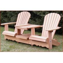 Iker szék bükfábol (Wisconsin) ÜLŐ BÚTOROK KERTBE ÉS MEDENCÉHEZ.