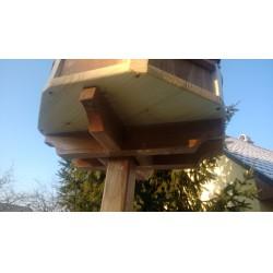 Gyurgyalag madárház bee-eater bird house