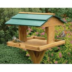 Kis cinege madárház small tit bird house ÉPÍTMÉNYEK A KERT MADARAINAK.