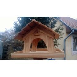 Ökörszem madárház Vren bird house ÉPÍTMÉNYEK A KERT MADARAINAK.
