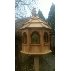 Szalonka madárház snipe bird house ÉPÍTMÉNYEK A KERT MADARAINAK.